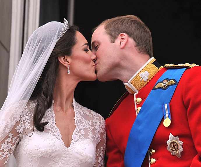 Will and Kate celebrate their fifth wedding anniversary