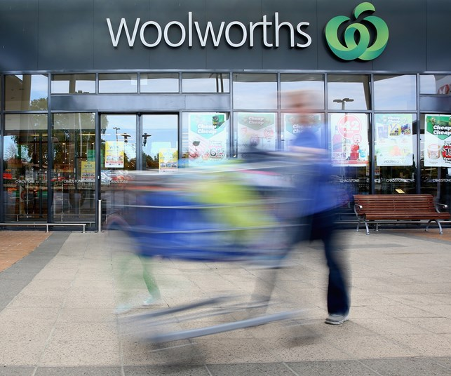 This is why you don't lie to Woolies on social media
