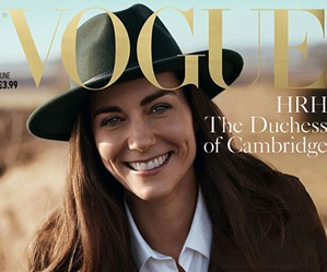 Kate's Vogue cover controversy