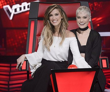 Delta Goodrem quit The Voice