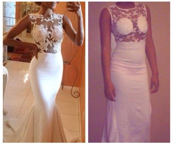 11 online wedding dress nightmares