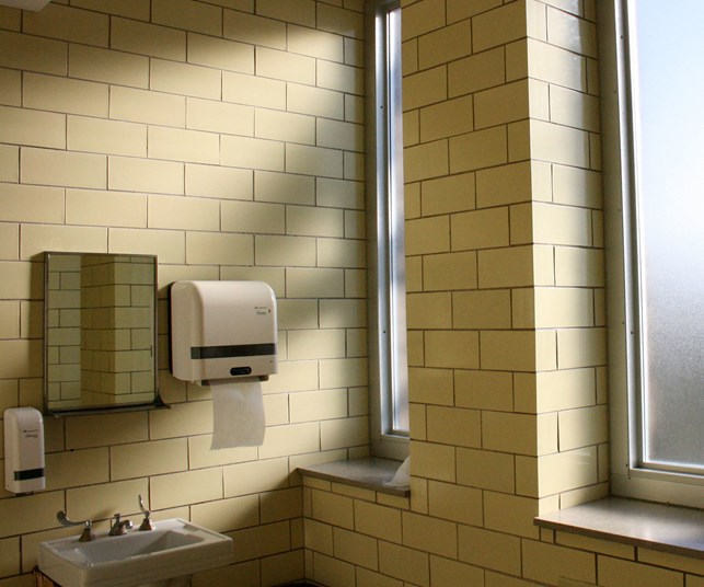 Man attacks boy in primary school toilets