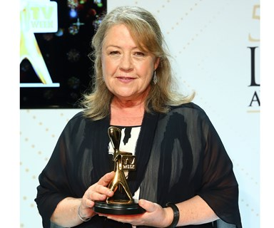 Noni Hazlehurst's scathing Logies speech