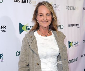 Helen Hunt was mistaken for another famous actor at Starbucks