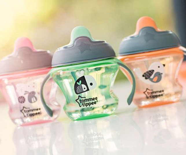 The sippy cups making kids sick