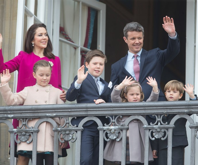 Danish Royals have their wages slashed