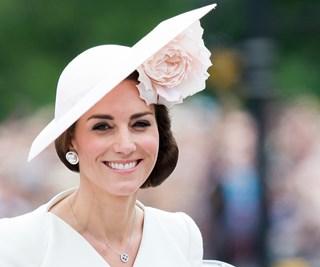 Is Kate having her best hair week ever?