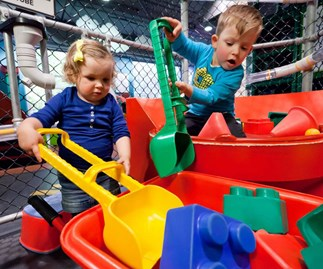 Five things to do with toddlers in Canberra