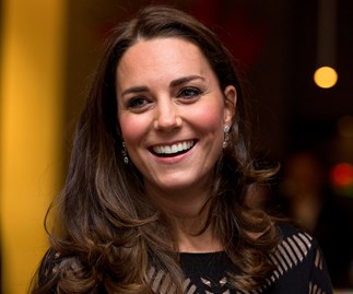 This famous star believes she's related to Duchess Kate