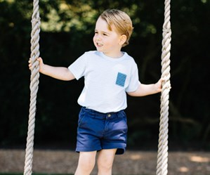 How you can get Prince George's backyard swing