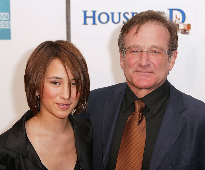 Zelda Williams pays tribute to dad Robin on birthday