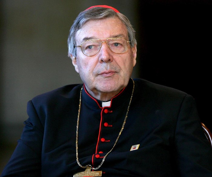 """Cardinal George Pell has been charged over """"multiple"""" sexual abuse allegations"""