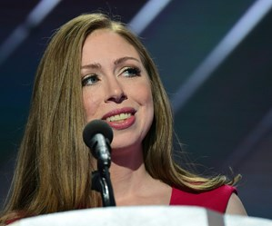 Chelsea Clinton: 'I'm a very proud daughter'