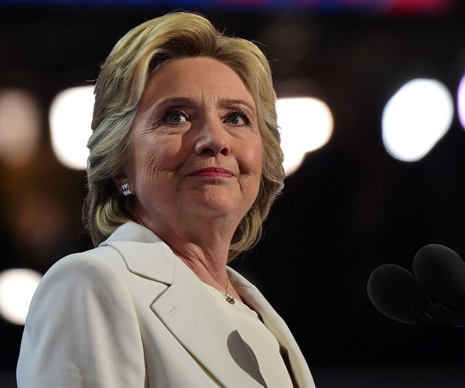 7 times Hillary Clinton burned Donald Trump in her acceptance speech