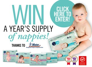 Win Nappies for a Year Competition