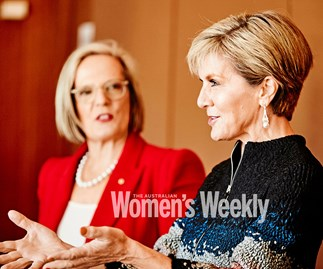 The Weekly out to lunch with these powerful women