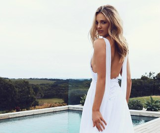 What it takes to be one of Pinterest's most popular wedding dresses