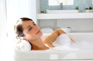 Hot baths just got even better