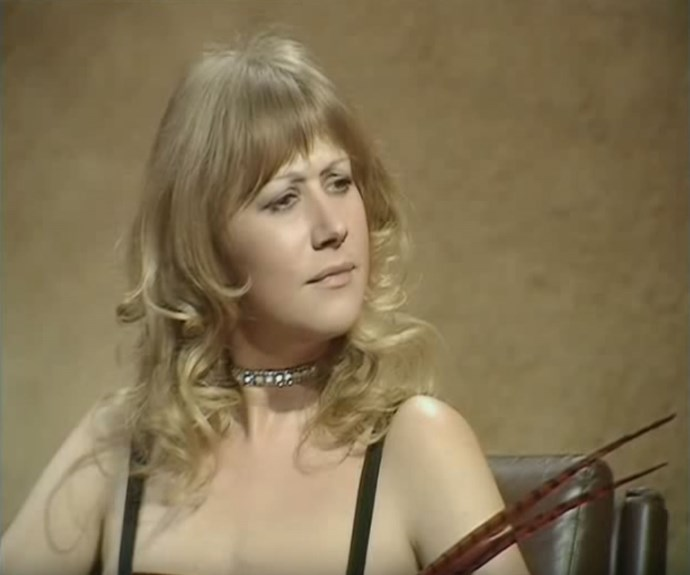 Helen Mirren in 1975