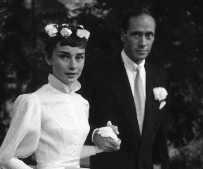 Iconic bridal fashion through the ages