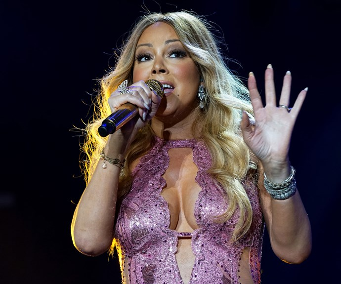 Mariah Carey's sister busted for prostitution