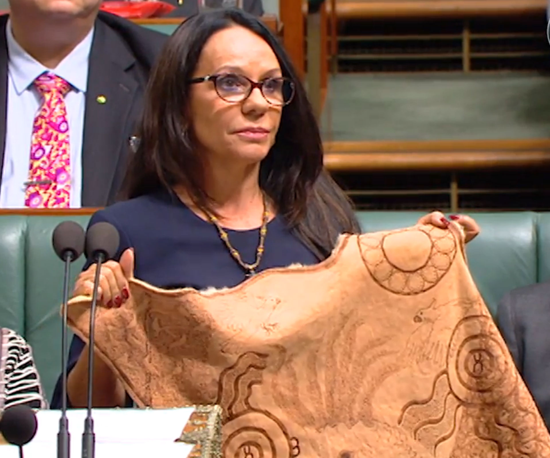 Linda Burney gives empowering maiden speech in Parliament