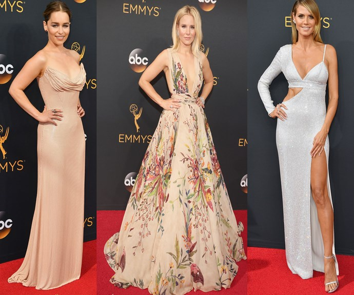 The best of the Emmy Awards 2016 red carpet
