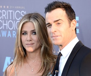 We don't know why but Justin Theroux just weighed in on the Brangelina split
