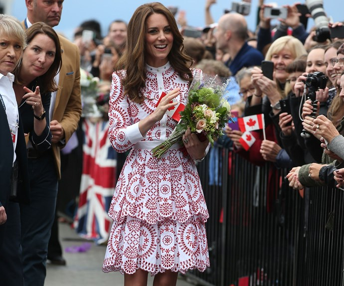 The Duchess of Cambridge's best fashion moments