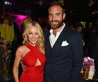Kylie Minogue and fiancé Joshua Sasse's same-sex marriage campaign has some big celebs on board