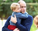 18 pictures of Prince William and Prince George being adorable