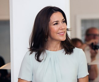 Princess Mary opens up about losing her mum so young