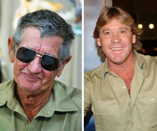 Crocodile Hunter Steve Irwin's father releases emotional book