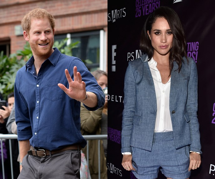 suits dating prince harry Prince harry's actress girlfriend meghan markle asks for time off from filming suits tv show - just days after the royal confirmed their relationship.