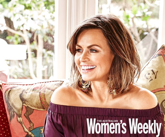 Everyone is losing it over Lisa Wilkinson's stunning dress