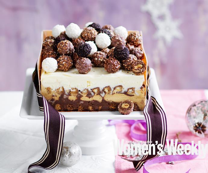 Tiramisu Ice Cream Cake Women S Weekly