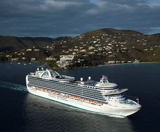 Princess Cruises Emerald Princess