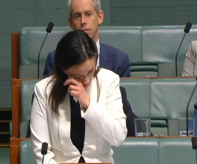 'I am a survivor of family violence': MP Emma Husar reveals her domestic violence past