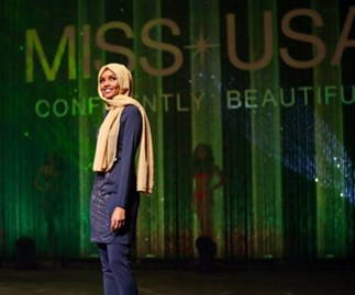 Halima Aden makes Miss Minnesota USA history
