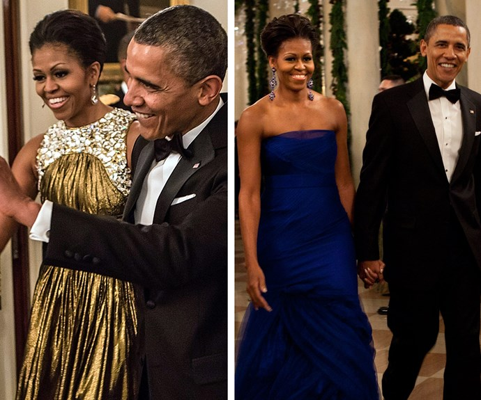 Michelle Obama wows at final Kennedy Center Honors gala