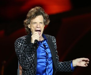 Mick Jagger welcomes eighth child at 73