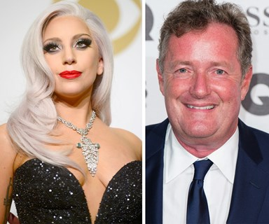 Piers Morgan doesn't believe Lady Gaga's story about her PTSD and rape
