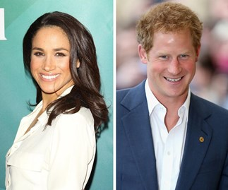 Prince Harry's girlfriend has been given a rather surprising title