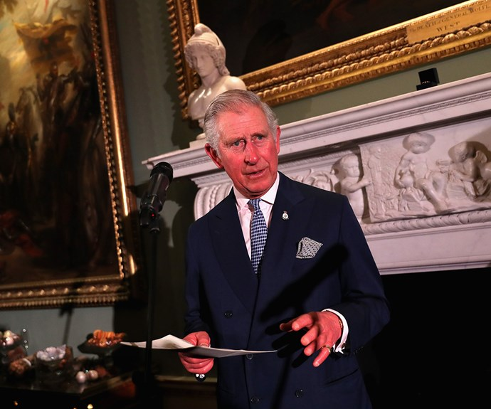 Prince Charles indirectly warns us against Donald Trump