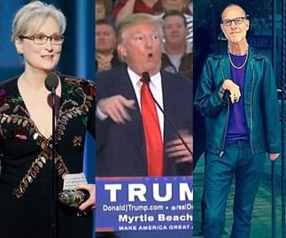 Donald Trump attacks Meryl Streep after her powerful Golden Globes speech