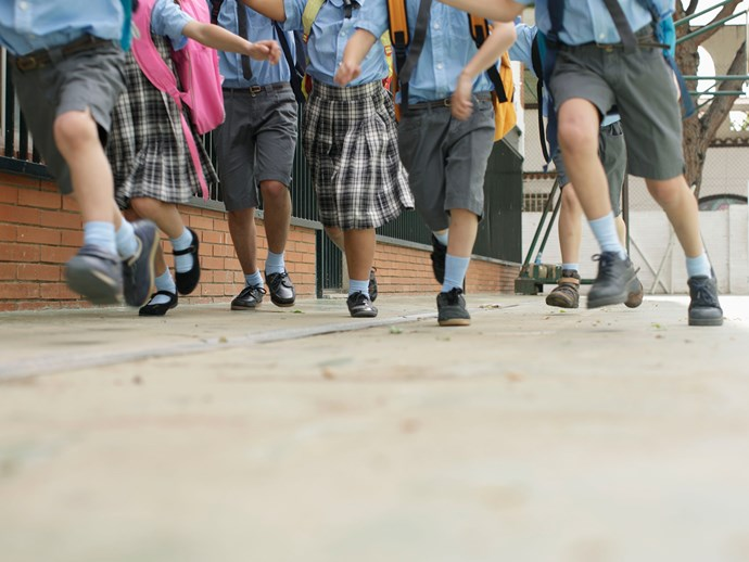 Girls who wear pants to school exercise more, finds study
