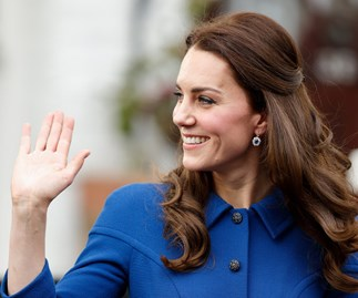 Kate Middleton: 'Parenting is tough'
