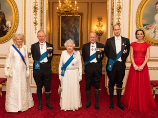 The many choices the British royals have when it comes to their surname