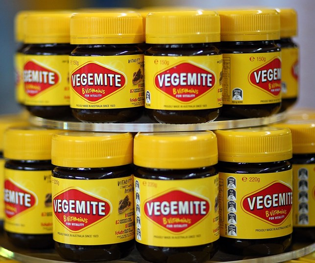Vegemite is now owned by Australian company Bega.