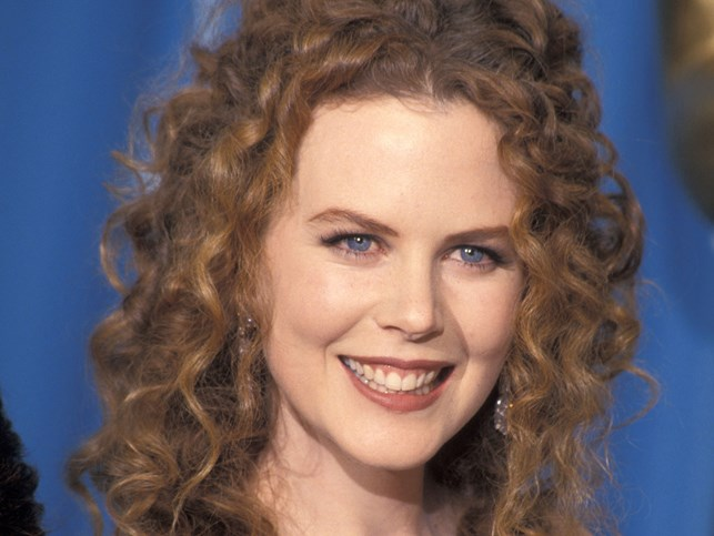 Nicole Kidman at the Academy Awards in 1994